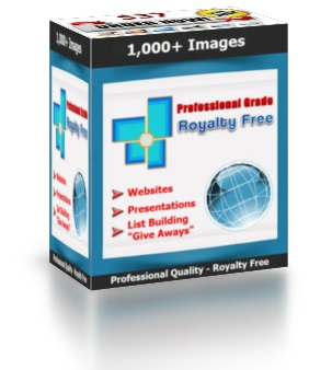 CLB Prodcuts -  Net Marketer's Image Package